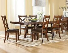 http://www.americanfreight.us/product-omaha-brown-6-piece-dinette-set-18-18-1819