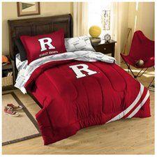 Rutgers Full Bed in a Bag