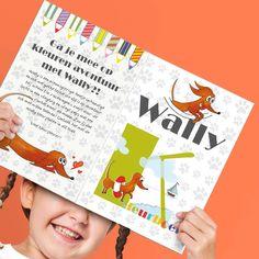 Wally kleurboek voor kinderen peuters en kleuters.   Etsy Photo Wall, Etsy, Photograph
