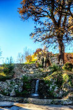 Cascata Monumentale Della Rocaille ~ Andrea Mucelli~by bluestardrop -
