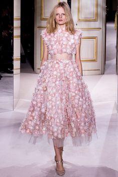 Giambattista Valli Spring 2013 Couture Fashion Show Collection