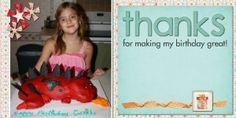 HM Gallery - Birthday Thank You