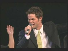 """Crabb Family - """"He Came Looking for Me"""" - From the DVD """"NQC Volume 4"""" - 2004 - Jason Crabb, Aaron Crabb, Kelly Crabb Bowling, and Adam Crabb."""