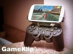 GameKlip Is The Ultimate Android Gaming Accessory – Transforms Your Phone Into A Mini-Console