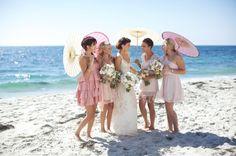 Beach wedding - Photography By sarafrance.com