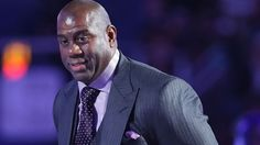 Magic Johnson says he had other offers but wants to fix the Lakers