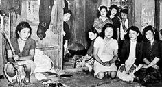 rape of nanking - comfort women