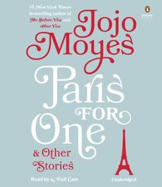 In this collection of short stories, Moyes makes the ordinary moments in women's lives extraordinary as her characters take unexpected events and turn them into opportunities for self-exploration and growth. 10/2016