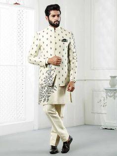 Wedding Dresses Men Indian, Wedding Dress Men, Wedding Men, Wedding Suits, Indian Weddings, Wedding Stage, Farm Wedding, Wedding Couples, Boho Wedding