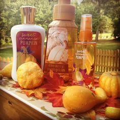 We <3 pumpkin!  Photo by #FragranceFan Jessica Edmiston