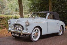 Austin A40 Sports 1952 (3381)