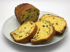 Pane allo zafferano, senza glutine