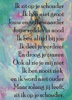 For my loved ones in heaven - Voor mijn dierbaren in de hemel