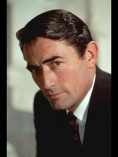 Gregory Peck. ImPeckable.