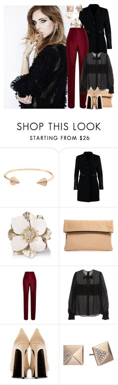 """""""fancy dinner 2"""" by lilly517 ❤ liked on Polyvore featuring CC SKYE, Taifun, ASOS, Rosie Assoulin, Dolce&Gabbana, Yves Saint Laurent and Michael Kors"""