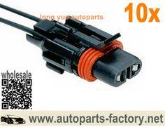 T56 VSS Speed Sensor Wiring Pigtail Duralast/Crankshaft