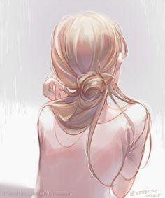 Image de anime, anime girl, and art