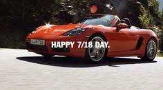 Happy 718 Day.