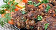 Chapli Kebab - Chapli kebab is a common dish in Pashtun cuisine and a popular meal in Afghanistan, Pakistan and northern parts of India.   - http://aussietaste.recipes/middle-eastern-cuisine/afghan-cuisine/chapli-kebab/