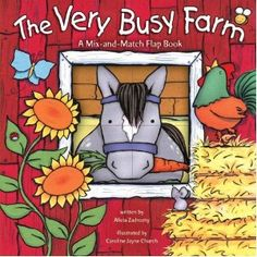 Kids will find lots of charming animals and delightful farm scenes to visit. They can mix and match the fun flaps as they also learn about counting, patterns, colors, sequencing, and animal sounds. Kindergarten Themes, Preschool Themes, Preschool Farm, Farm Animal Crafts, Farm Crafts, Books For Teens, Teen Books, Farm Lessons, Childhood Education