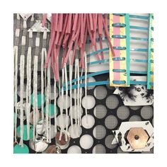Experimental materials Jane Bowler Workshops www.janebowler.co.uk