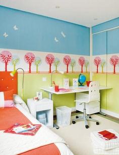 Kinderzimmer for Platzsparendes kinderzimmer