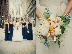 Marian and Joe's Cultural Center Wedding , Gerber + Scarpelli Photography