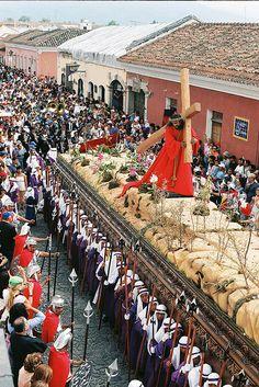 Antigua, Guatemala Semana Santa