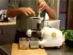 Video Overview: Oscar Vital Max Cold Pressed Juicer - Nutrient rich healthy living juice