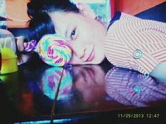 #candy #colour #smile #selfie
