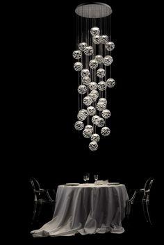 Kelly Cluster SO36 LED by Studio Italia Design