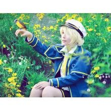 Oliver Cosplay vocaloid