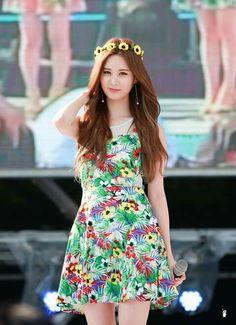 Seohyun SNSD Girls'generation  Twinker