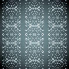 Classic Victorian Pattern by Microvector on @creativemarket