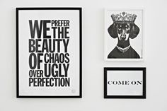 beauty of chaos