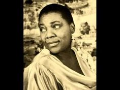 Bessie Smith (Nobody Knows You When You're Down And Out, 1929) Jazz Legend