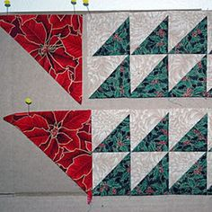 Sew a Mystery Holiday Table Runner (Or Peek Ahead for the Final Look): Continue Assembling Patchwork for the Table Runner