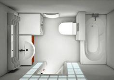 маленькая ванная комната - Поиск в Google