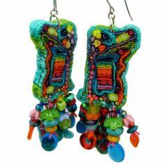 The W's: Fabric Jewelry