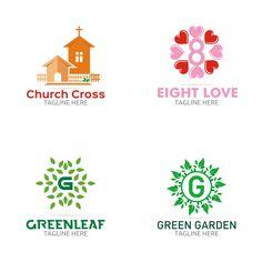 Free Logo Set – GraphicsFamily: Professional Logos, Illustrations, Mockups and Professional Logo, Free Logo, Logo Templates, Company Logo, Illustrations, Logos, Illustration, A Logo, Illustrators