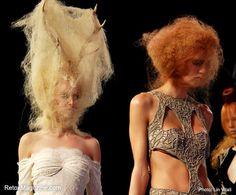 Outrageous Hair styles | Ace Hair Styles at Alternative Hair Show - Retox Magazine