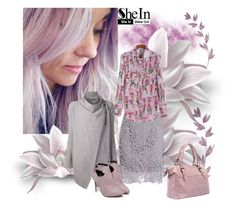 """""""Shein.com 7"""" by fashionb-784 ❤ liked on Polyvore featuring мода и shein"""