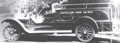 New Hyde Park Fire Department Engine History