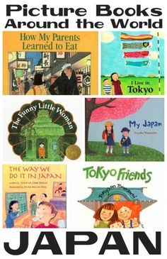 Picture Books about Japan from Youth Literature Reviews. Great list!