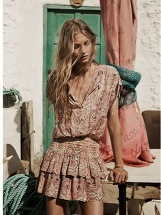 The Fashion Fairy: Mango Coachella 2014 Spring Collection