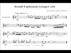 Sound! Euphonium (Hibike! Euphonium) trumpet solo - YouTube