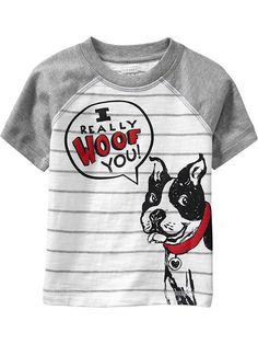 Old Navy | Humor-Graphic Short-Sleeve Tees for Baby