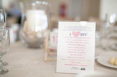 20 Creative Ways to Display Your Wedding Hashtag  | Photo by: Shoreshotz Weddings | TheKnot.com