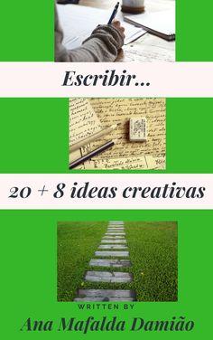 Escribir… 20 + 8 ideas creativas