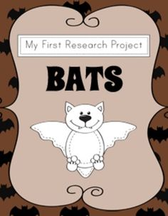 Nine page research project created with early readers in mind. Perfect for October.$3.00